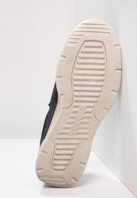 ECCO - IRVING - Nazouvací boty - blue - 4