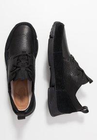 Clarks - TRI SOLAR - Sneakers basse - black - 1