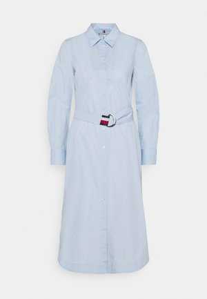 MIDI DRESS  - Shirt dress - breezy blue