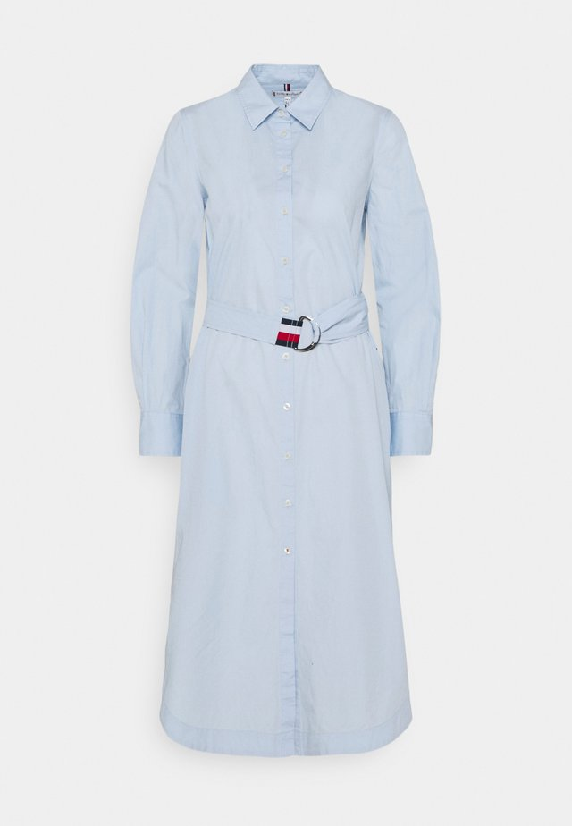 MIDI DRESS  - Košilové šaty - breezy blue