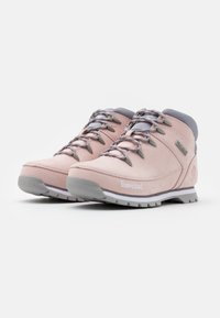 Timberland - EURO SPRINT - Bottines à lacets - light pink - 1