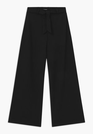 TEEN GIRLS  - Trousers - black