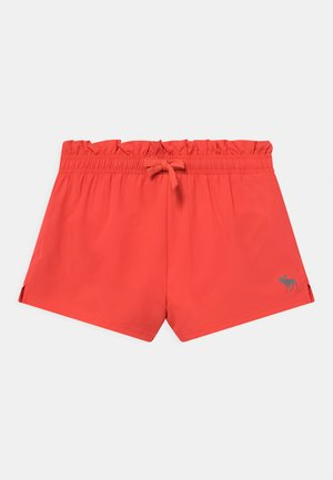 ACTIVE - Shorts - fiery coral