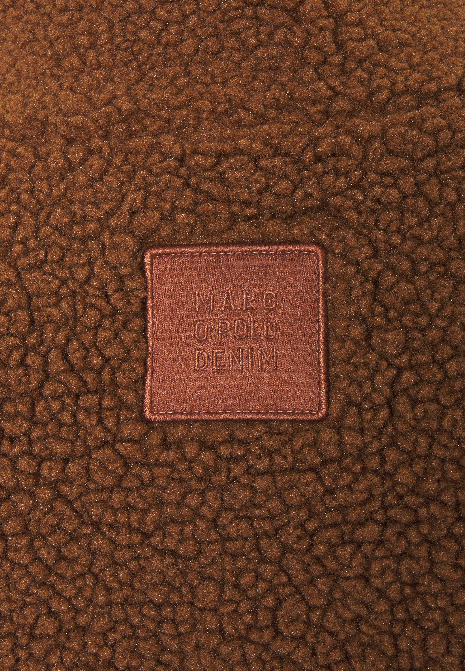Marc O'Polo DENIM OUTDOOR - Talvitakki - fantastic brown vCM7c