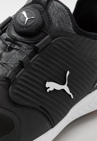 Puma Golf - IGNITE PWRADAPT CAGED DISC - Obuwie do golfa - black/silver - 5