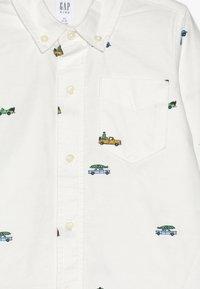 GAP - BOY  - Camisa - new off white - 4