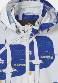 Mini Rodini - ALBATROS - Waterproof jacket - offwhite - 3