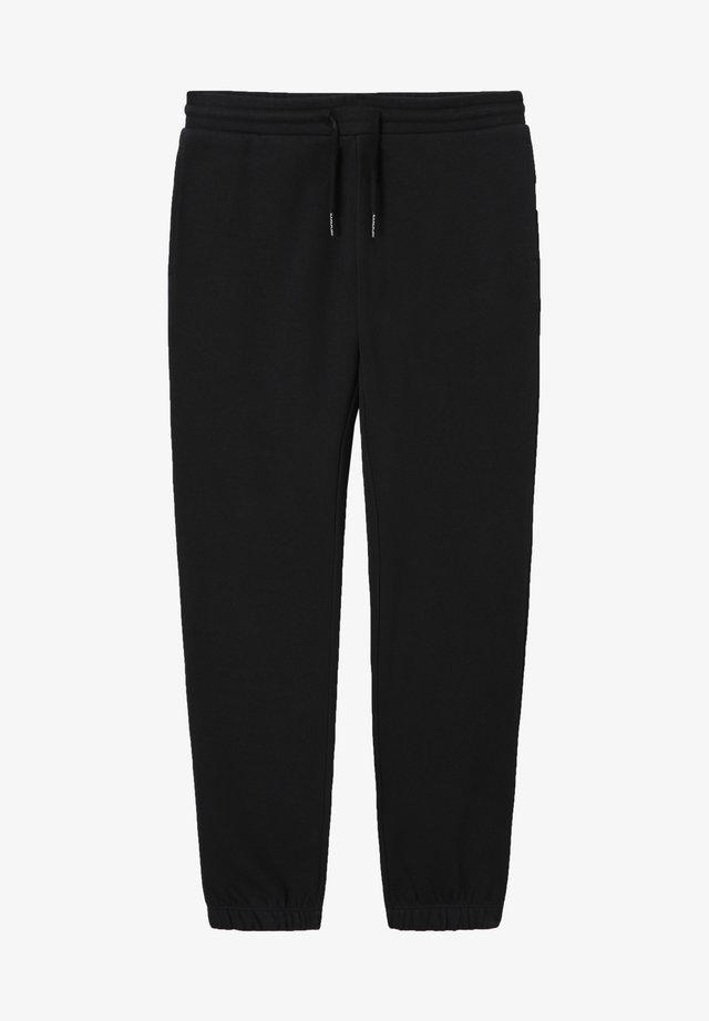 MEBEL - Spodnie treningowe - black