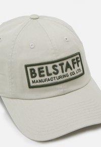 Belstaff - BOX LOGO BASEBALL UNISEX - Cap - stone - 5