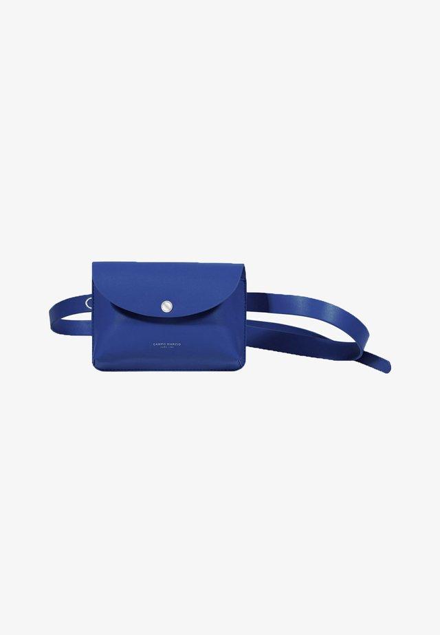 Bum bag - blu mirtillo