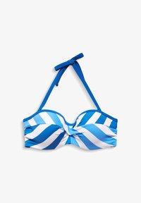 Esprit - Bikini top - bright blue - 0