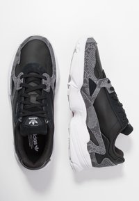 adidas Originals - Trainers - clear black/footwear white - 3