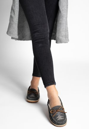 TILIA - Bootschoenen - grey