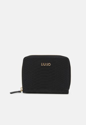 ZIP AROUND - Wallet - nero