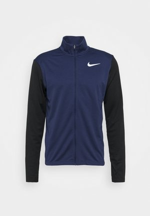 PACER - Training jacket - midnight navy/black