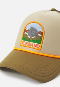 The North Face - VALLEY TRUCKER UNISEX - Casquette - beige/olive - 4
