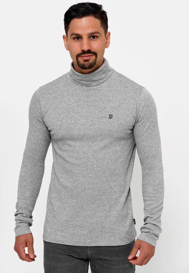Sweatshirt - grey mix