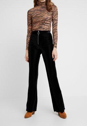 BOBBI PANT - Trousers - black