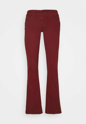NEW PIMLICO - Trousers - currant