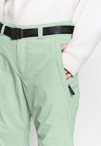 O'Neill - STAR SLIM PANTS - Schneehose - jadeite - 5