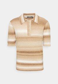 Jaded London - OMBRE - Poloskjorter - brown - 4