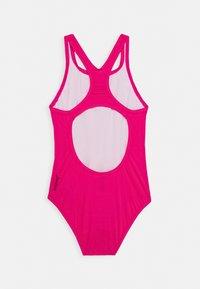 Speedo - ESSENTIAL ENDURANCE MEDALIST - Swimsuit - electric pink - 1