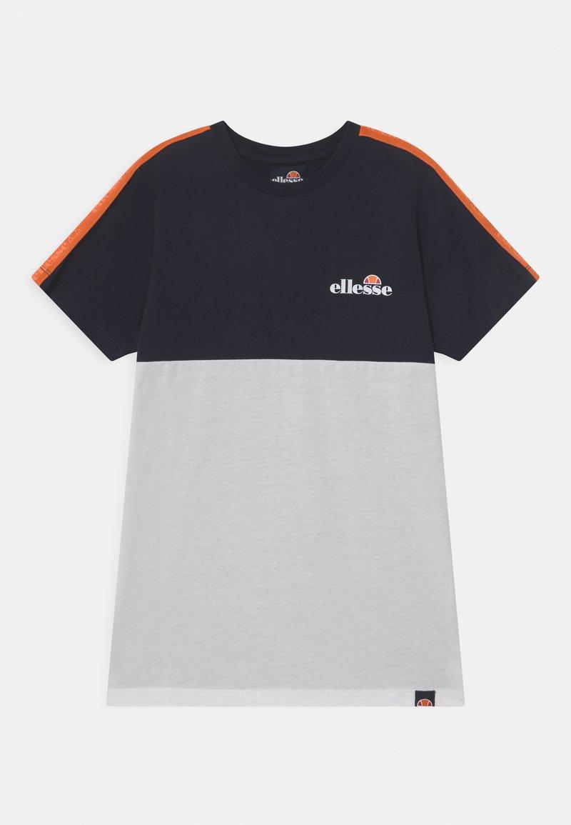 Ellesse - STRACCIA  - Camiseta estampada - white