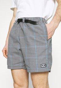 Obey Clothing - CRIMP TREK  - Shortsit - black - 3