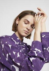 Hope - TWICE - Skjorte - purple sweep print - 4