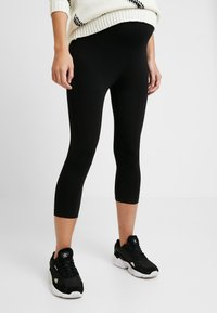 Anna Field MAMA - 2 PACK - Leggings - black - 2