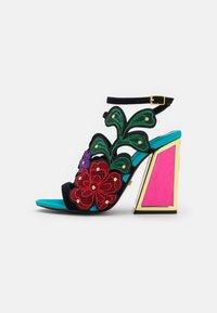 Kat Maconie - SELINA - Sandals - black/multicolor - 1