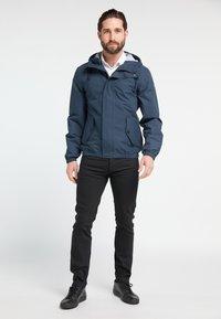 DreiMaster - Waterproof jacket - marine - 1