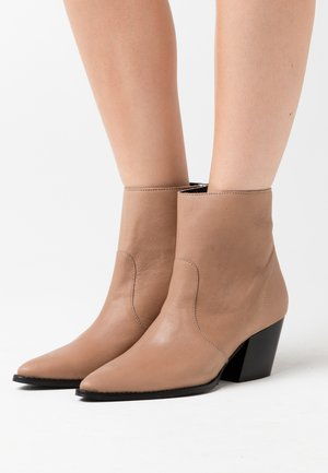 SLFJULIE BOOT - Classic ankle boots - tigers eye