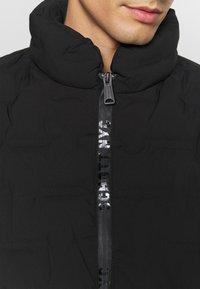 Schott - ROSTOK - Winter jacket - black - 5