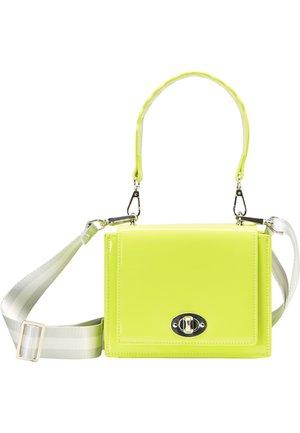 TASCHE - Handbag - neon grün