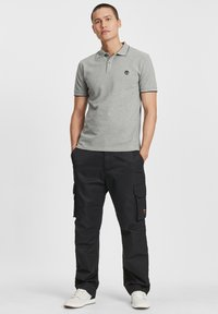 Timberland - Polo shirt - medium grey heather - 1