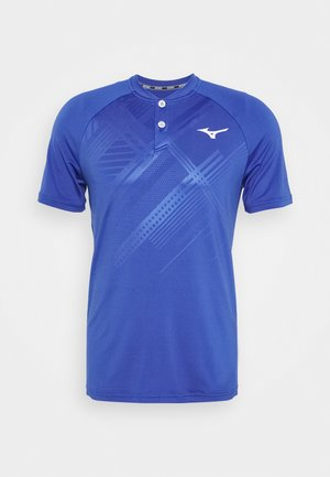 SHADOW - T-shirts print - mazarine blue