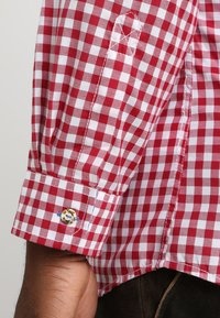 Stockerpoint - RUFUS BIG NEW - Shirt - dunkelrot - 4
