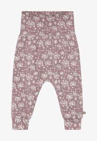 Müsli by GREEN COTTON - CONIUM PANTS - Trousers - quail - 2