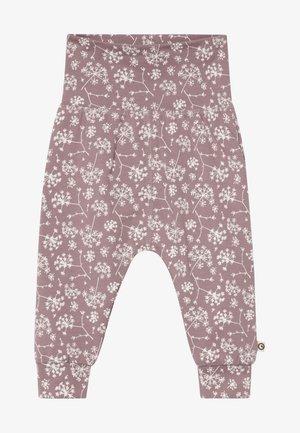 CONIUM PANTS - Trousers - quail