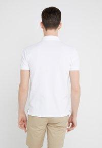 Polo Ralph Lauren - SLIM FIT MODEL - Polo shirt - white - 2