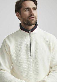 Holebrook - Stickad tröja - off white - 2