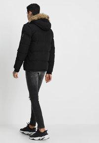 Brave Soul - TRAIL - Winter jacket - black - 2