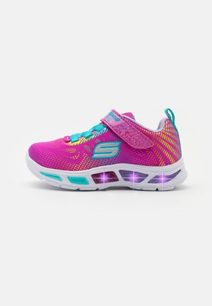 LITEBEAMS - Sneakers basse - neon pink/multicolour