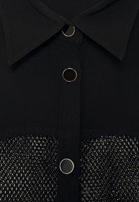 Just Cavalli - Košilové šaty - black - 2