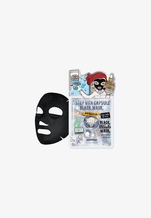 3-STEP VITA CAVIAR CAPSULE BLACKMASK - Face mask - -