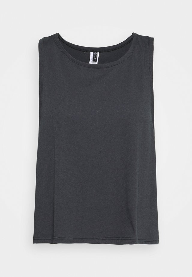 VINTAGE TANK - Top - black