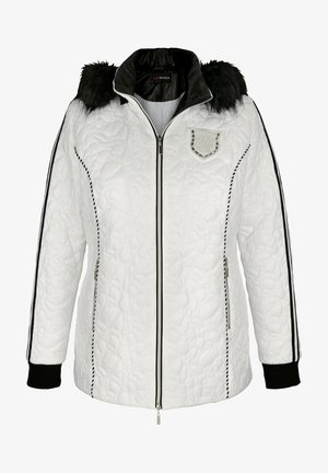 Winter jacket - weiß