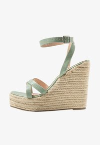 RAID - ELISHA - Sandály na vysokém podpatku - mint - 0