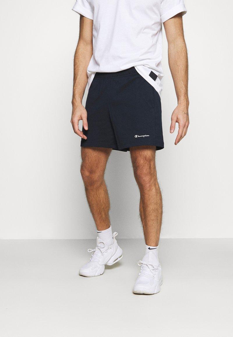 Champion - SHORTS - Sports shorts - navy